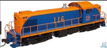 Atlas O CE&I RS-1 diesel, 3 rail tmcc