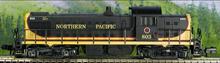 Atlas O NP RS-1 diesel, 3 rail tmcc