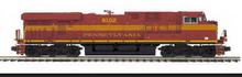 MTH Premier PRR ES-44 GE  diesel, 3 rail, P3.0