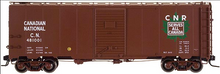 Atlas O CN (maple leaf) AAR 40' Steel Box car