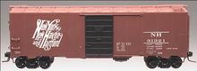 Atlas O NH  (script) 1937 style (1930's-60's) AAR 40' Steel Box car