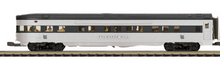MTH Premier New Haven streamlined observation car, 3 rail (no box)