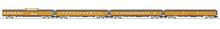 """Lionel 6 car """"Challenger"""" UP streamlined passenger car set"""