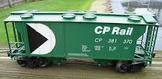 Weaver special run CP Rail (green) 34' PS-2 covered hopper car