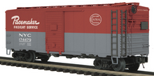 MTH Premier NYC Pacemaker  40' steel AAR Box car, 3 rail