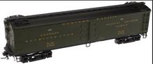 Atlas O WP  53' GACC wood express  reefer