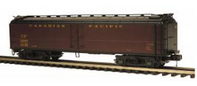 MTH Premier CP R50B style  express  reefer, 3 rail