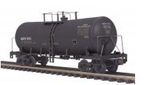 MTH Premier GATX  Funnel Flow Tank Car, 3 rail