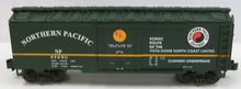MTH Premier NP 40' Plug Door Reefer, 3 rail. Like New
