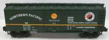 MTH Premier NP 40' Plug Door Reefer, 3 rail.