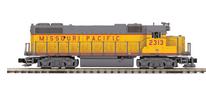 MTH Premier MP (UP colors)  GP-38  diesel, 3 rail, Proto 3.0