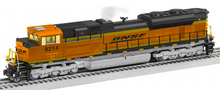 Lionel 85046 BNSF SD-70ACe diesel engine, 3 rail