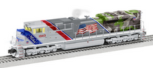 Lionel 85315 UP 1943 SD-70ACe diesel engine, 3 rail