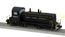 Lionel Legacy 85024  New York Central SW-7 , 3 rail