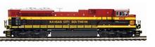 MTH Premier KCS SD-70ACe  diesel, 3 rail, P3.0