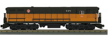 MTH Railking Scale MILW H24-66 FM Trainmaster, 3 rail, non-powered
