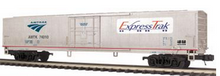 MTH Premier Amtrak (ph.5)  60' Express Box car, 3 rail
