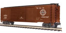 MTH Premier DT&I  1950's & later  50' double door Box car, 3 rail