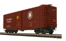 MTH Premier Southern Rwy  1950's & later  50' PS-1 Box car, 3 rail
