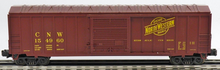 MTH Premier CNW 50' 1970's-later Box car, 3 rail