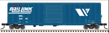 Atlas O MRL 50' 1970's & later  box car, 3 rail or 2 rail