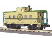MTH Railking Scale Baltimore and Annapolis northeastern  style Caboose, 3 rail