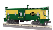 MTH Railking Scale Reading (NS Heritage) Bay Window Caboose, 3 rail