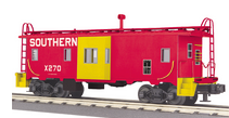 MTH Railking Scale Southern Rwy  Bay Window Caboose, 3 rail