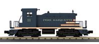 Pre-order for MTH Railking Scale Pere Marquette SW-1 diesel, 3 rail, Proto 3.0