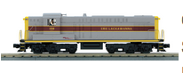 MTH Railking Scale EL Baldwin As-616 diesel, 3 rail, Proto 3.0