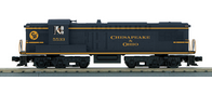 MTH Railking Scale C&O Baldwin As-616 diesel, 3 rail, Proto 3.0
