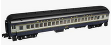 Atlas O Industrial Rail B&O 3 car passenger car set, 3 rail, traditional size