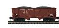 MTH Premier UP 2-Bay Composite Hopper w/Coal Load, 3 rail
