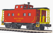 MTH Premier Southern (early logo) Center Cupola NE style Caboose, 3 rail