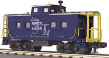 MTH Railking scale RF&P Center Cupola Northeastern style Caboose, 3 rail