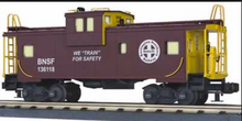 MTH Premier BNSF extended vision Caboose, 3 rail