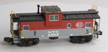 MTH Premier NYC (pacemaker) extended vision Caboose, 3 rail