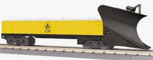 MTH Railking scale B&O heavy duty snow plow, 3 rail