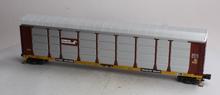 MTH Premier Conrail/TTGX Corrugated Auto Carrier, 3 rail