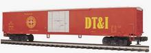 MTH Premier DT&I  60' Express Reefer 3 rail