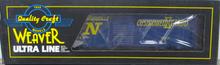 Weaver L&N (cushioned cargo) 1920's-1960's ARA 40' box car, 3 rail or 2 rail