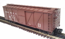 Crown (Weaver) Union Pacific outside braced (wood) box car, 3 rail or 2 rail