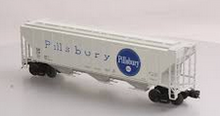 MTH Premier Pillsbury PS-2CD  50' Covered Hopper, 3 rail