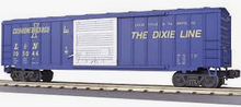 MTH Premier L&N  1970's & later 50' Box car, 3 rail