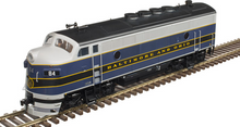 Atlas O B&O  F-3 A diesel, Powered, 2 rail