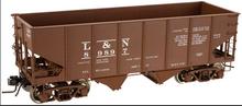 Atlas O L&N  USRA 2 bay hopper, 3 rail or 2 rail