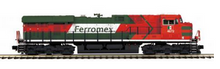 MTH Premier Ferromex  ES-44AC, 2 rail, Proto 3.0, DCC