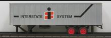 Weaver PDT exclusive Interstate System 35' trailer