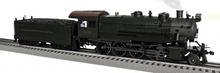 Lionel 84952 PRR H-10 Consolidation steam engine, weathered, 3 rail