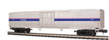 MTH Premier Amtrak (phase 4)  60' Express Box car, 3 rail